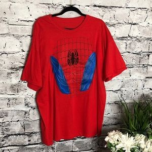 Universal Studios Spider-Man T-shirt. Size 2XL NWT